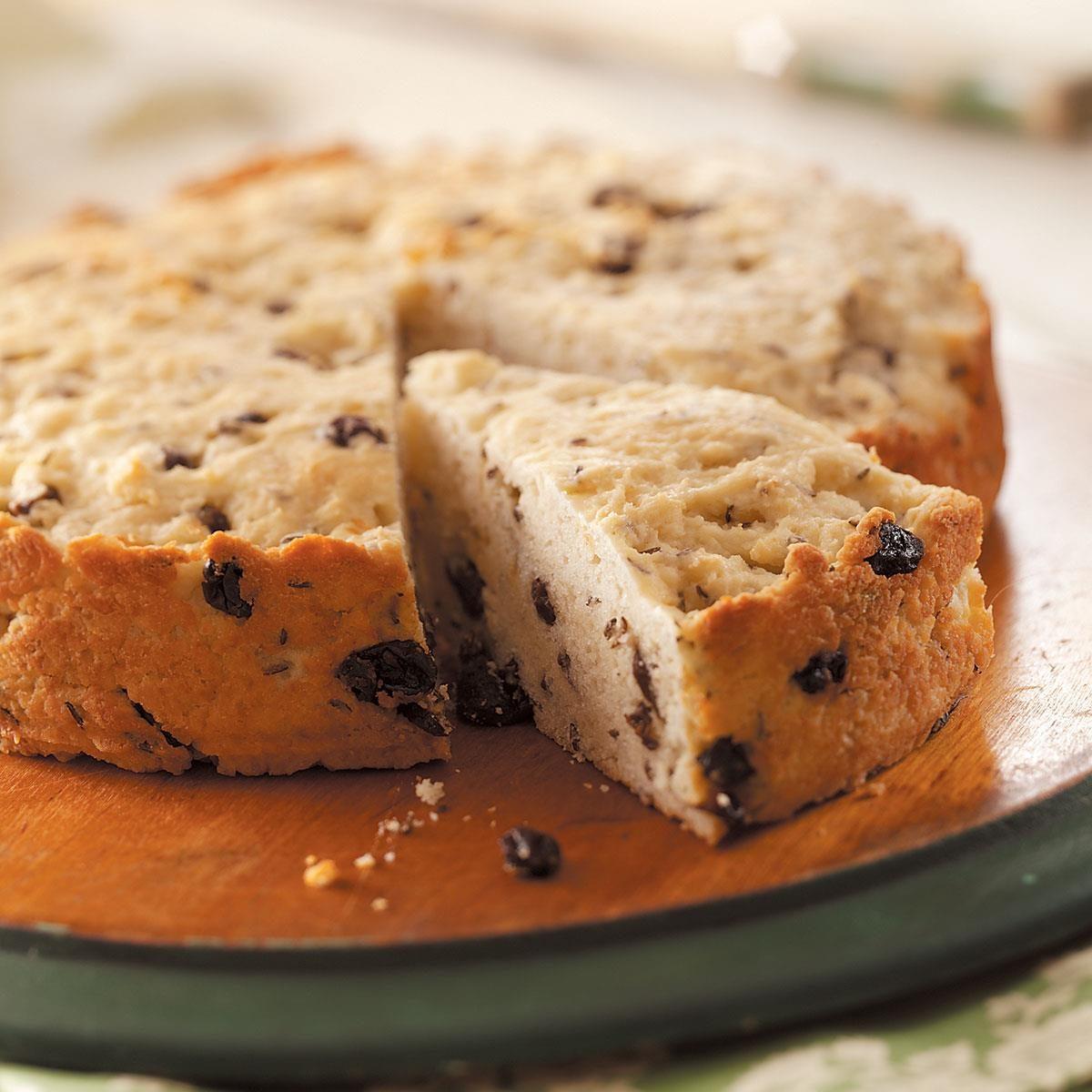 Easy Irish Soda Bread Recipe Taste Of Home