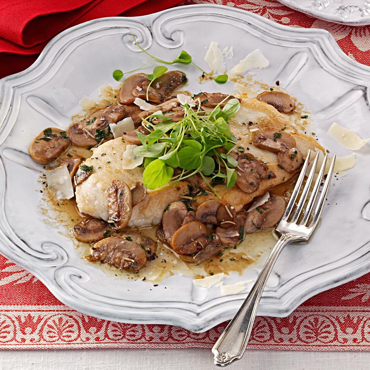 Elegant Chicken Marsala Recipe Taste Of Home