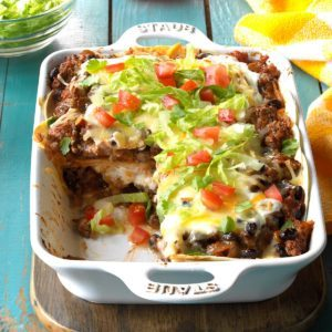 20 Recipes You Can Make with A Pound of Taco Meat