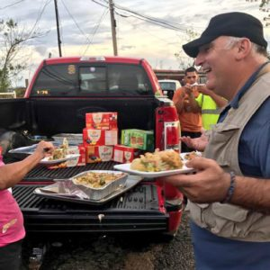 One Chef Is Single-Handedly Feeding Thousands (and Thousands) of Puerto Ricans