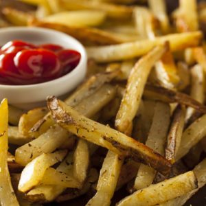 The Secret Technique for Getting Crispy Oven-Baked Fries
