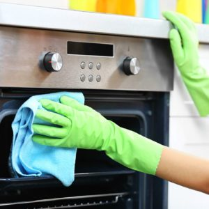 "How to Clean an Oven When ""Self-Clean"" Isn't Good Enough"