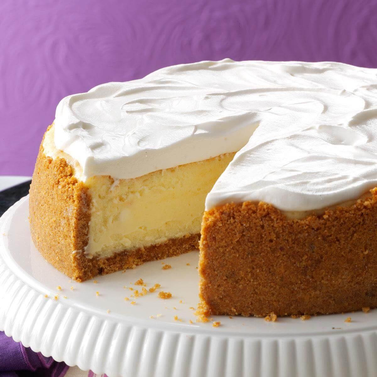 Family-Favorite Cheesecake Recipe