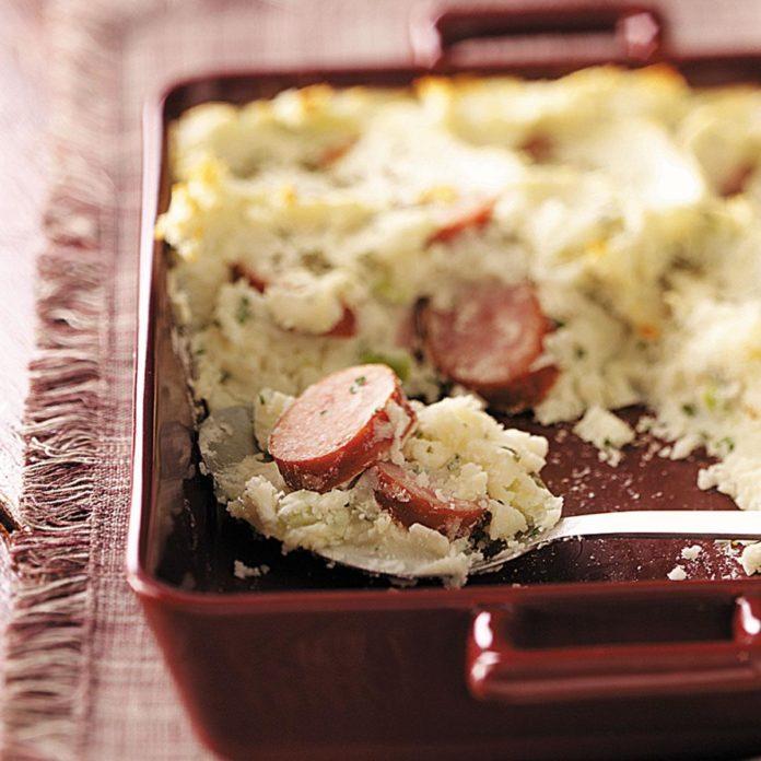 Farm-Style Sausage Bake