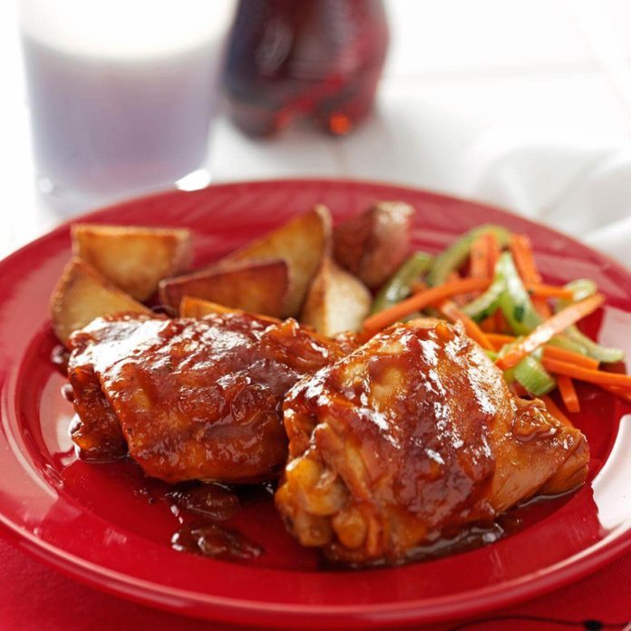 Favorite Cola Chicken