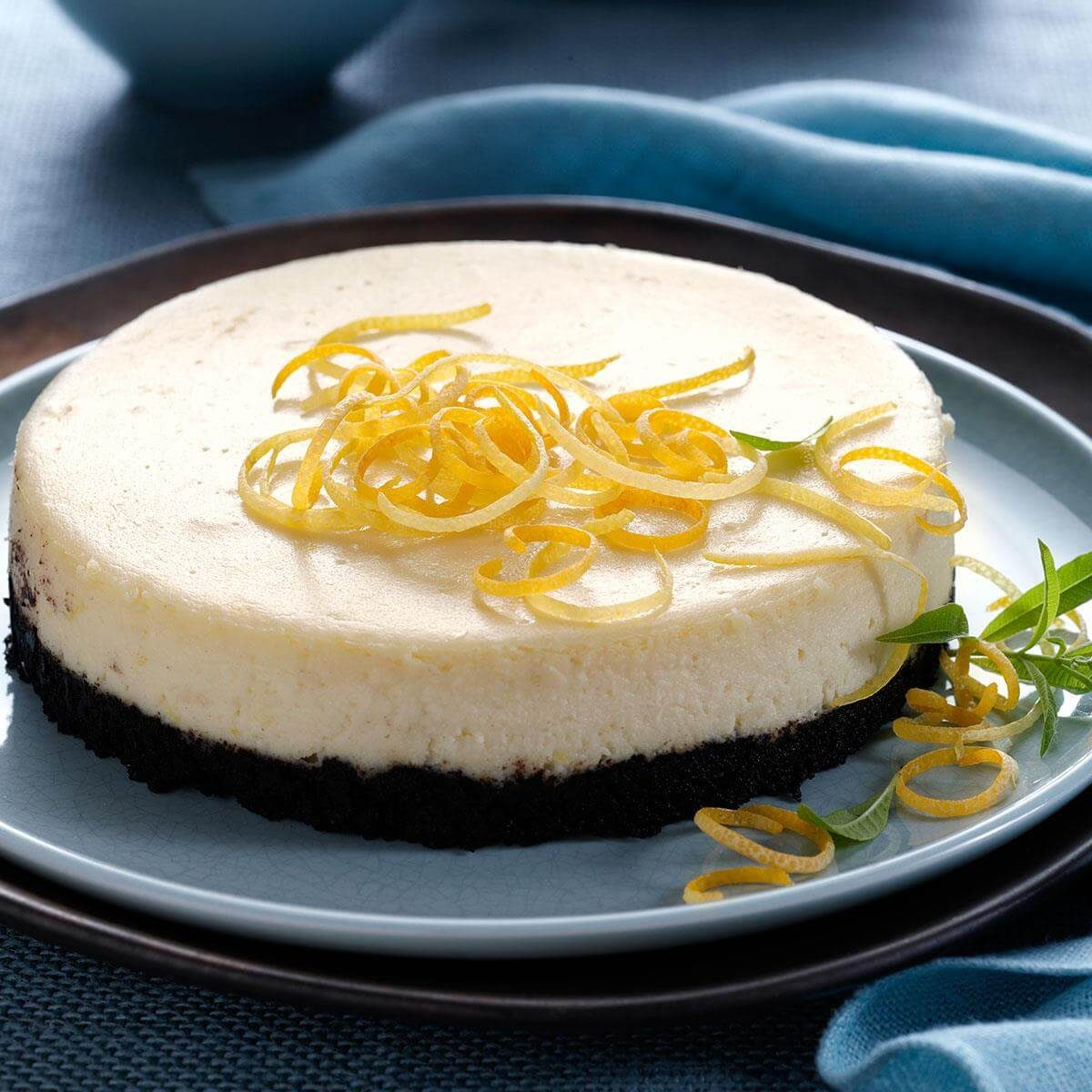 Favorite Lemon Cheesecake Recipe