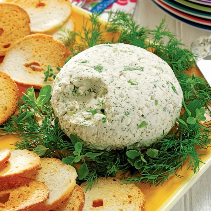 Feta Cheese Balls