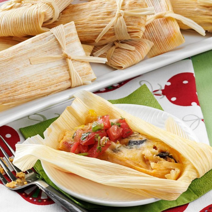 Fiesta Tamales