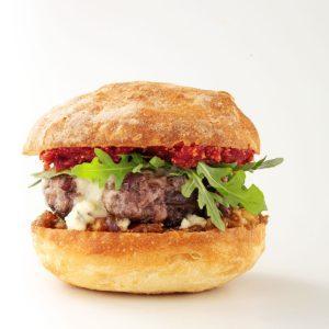 Fig-a-licious Pork Burgers