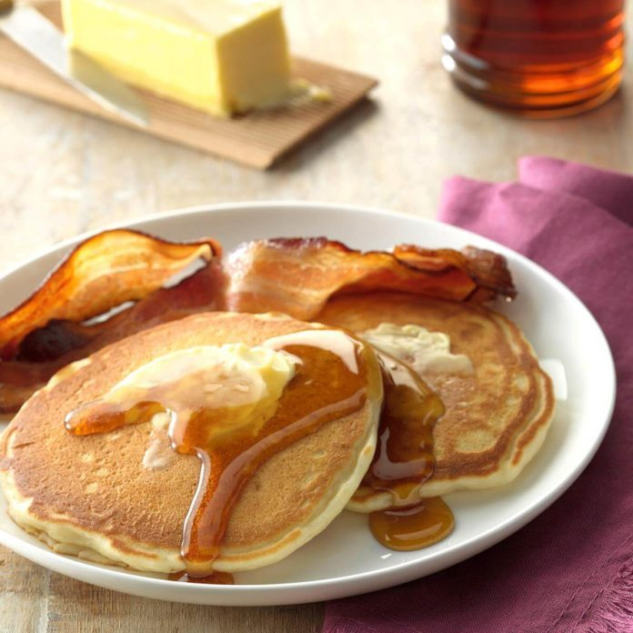 fluffy pancakes recipe taste of home