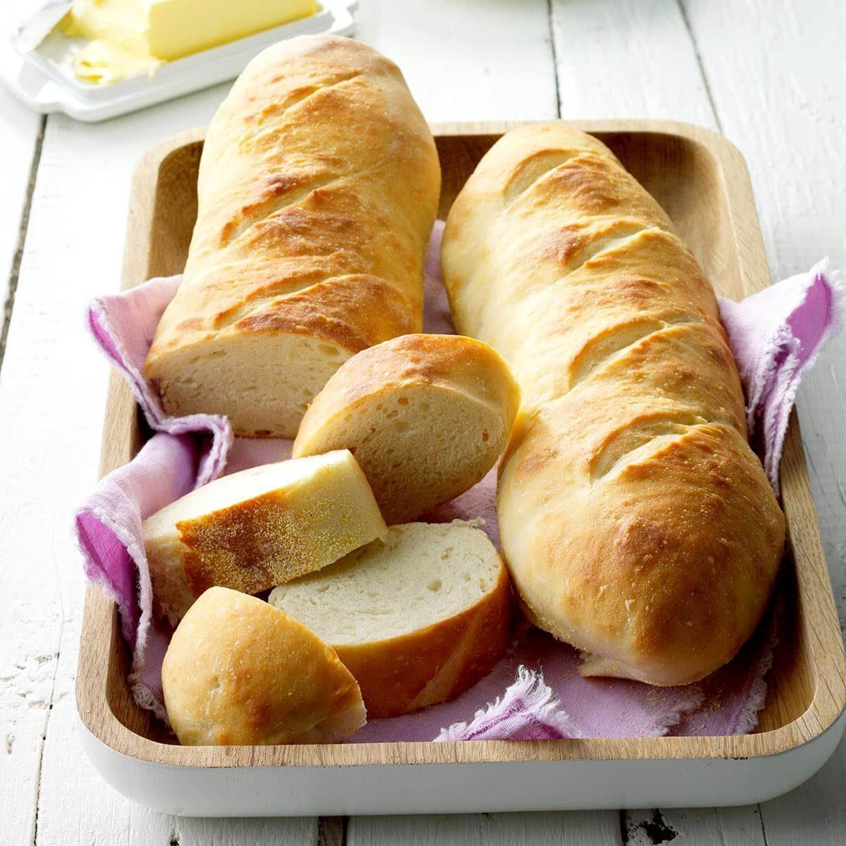 100 Recipes For Homemade Bread Taste Of Home