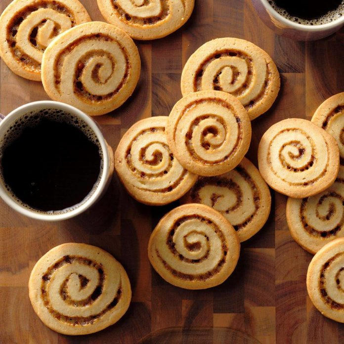 French Toast Spirals