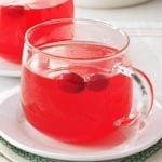 Fresh Cranberry Punch