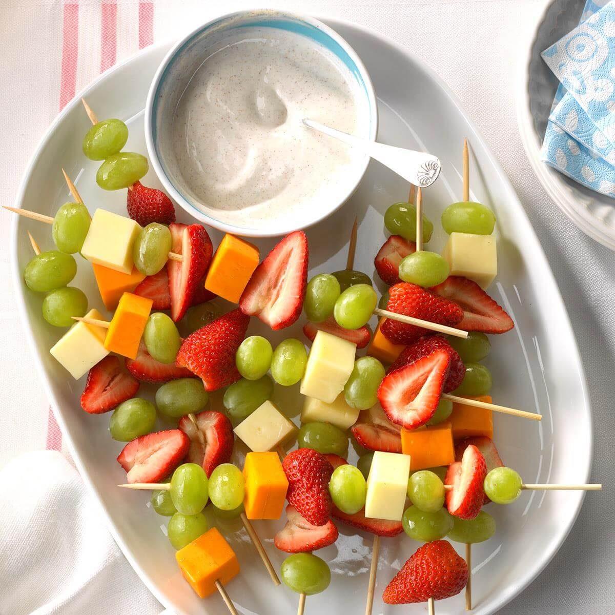 30 Fun Kids Birthday Party Finger Food Ideas Taste Of Home