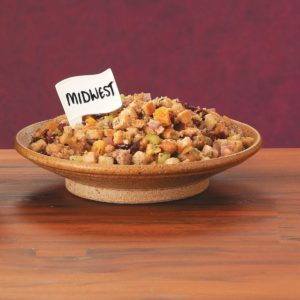 Fruited Sausage Stuffing