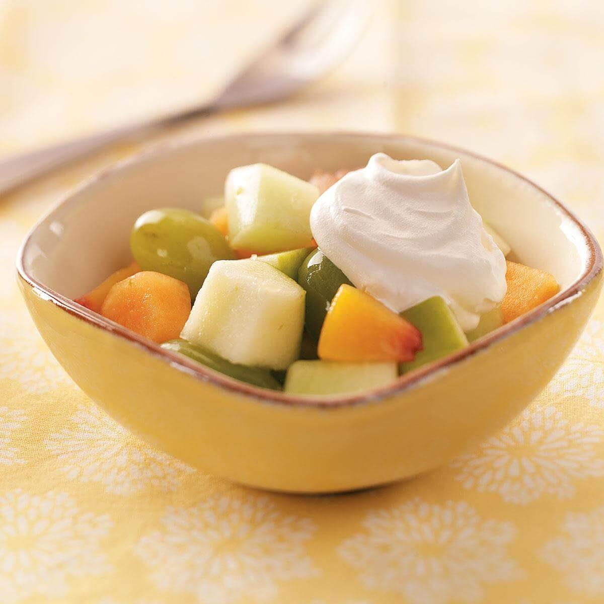 Fruity Sangria Salad