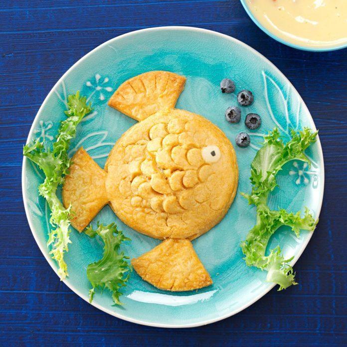 Fun Fish Pastries