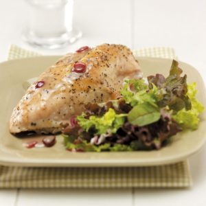Garlic Cranberry Chicken