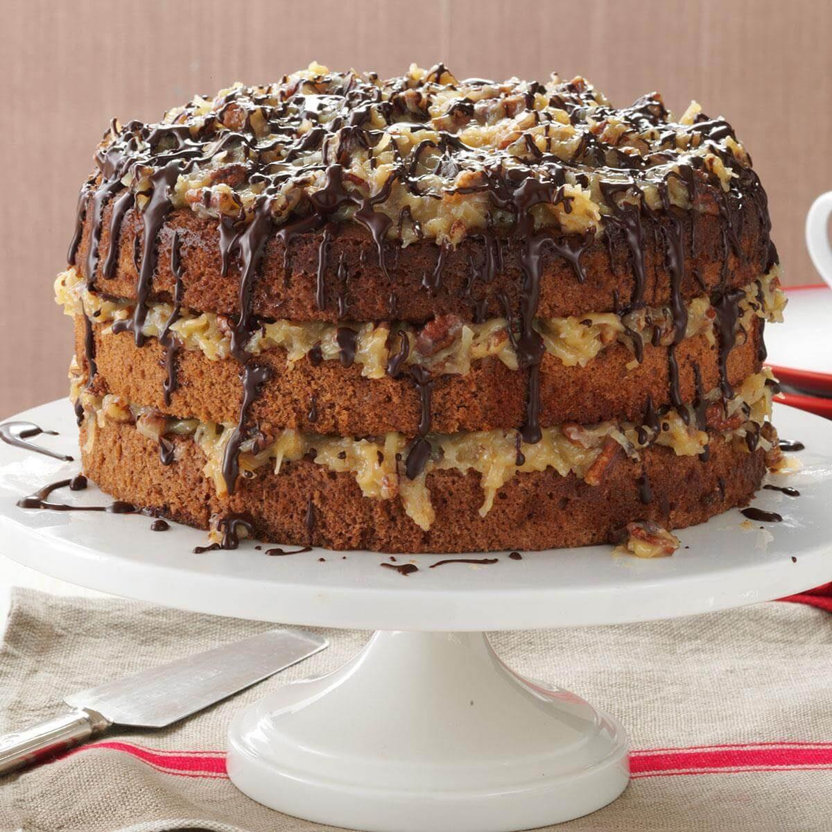Best German Cake In Nyc