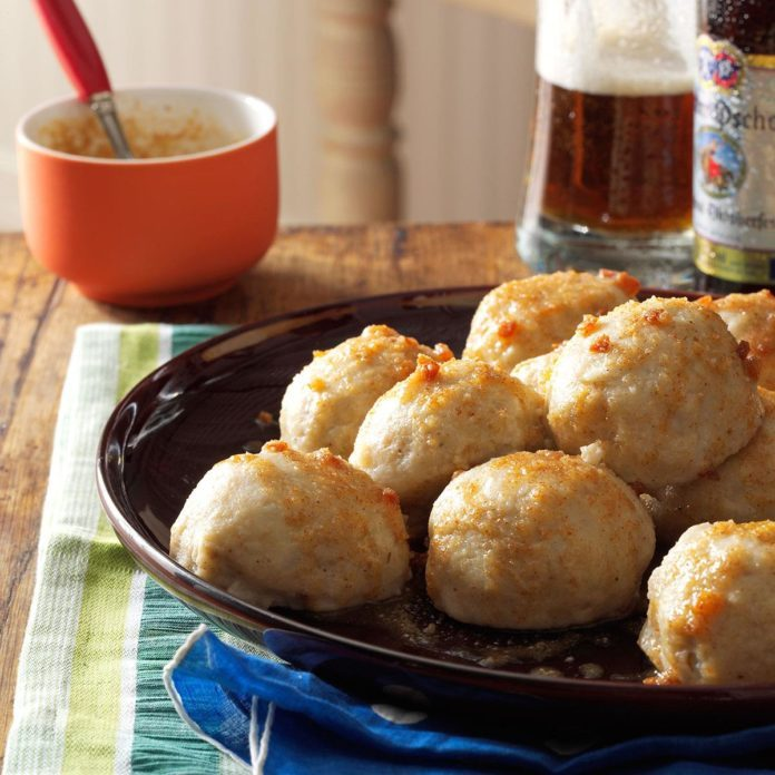 German Potato Dumplings
