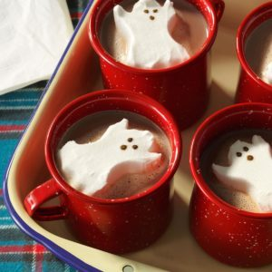 21 Recipes for a Ghost Halloween Party