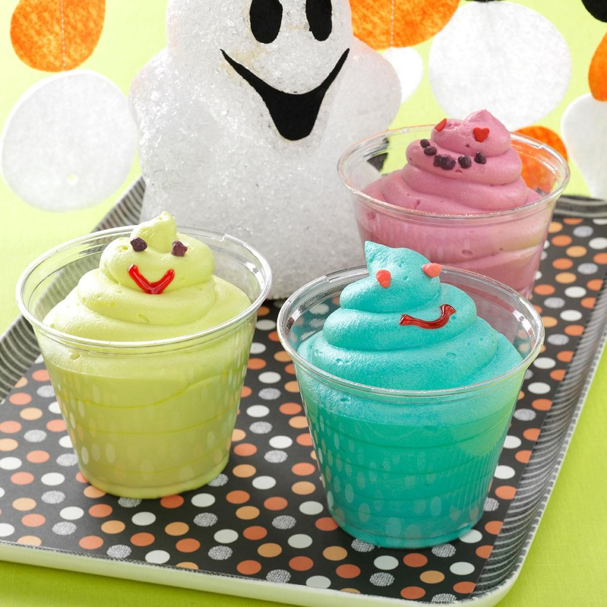Ghosts to Go Recipe   Taste of Home