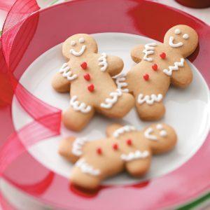 Gingerbread Boy Cookies