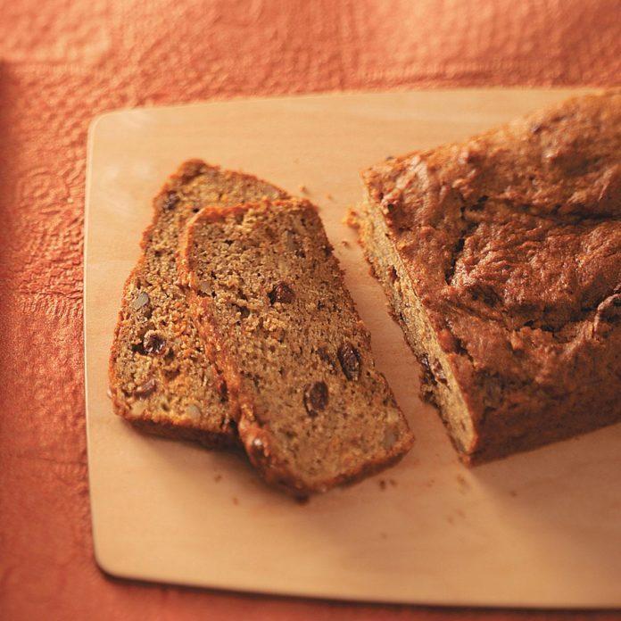 Gluten-Free Autumn Bread