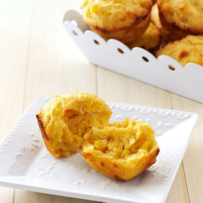 Gluten-Free Cornmeal Muffins