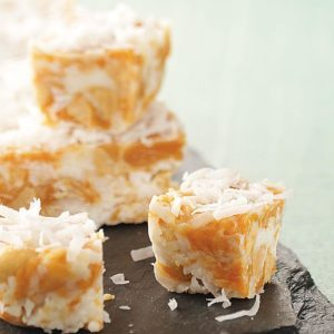 Go Nuts! Coconut Caramels