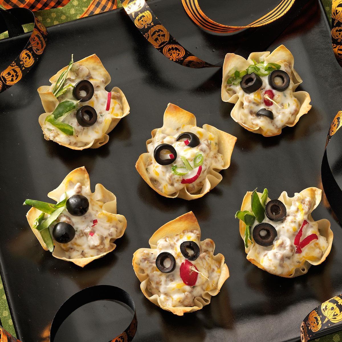 halloween appetizers | taste of home