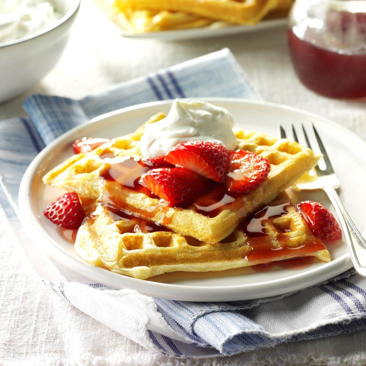 25 Tasty Strawberry Breakfast Recipes To Start Your Day Off Right
