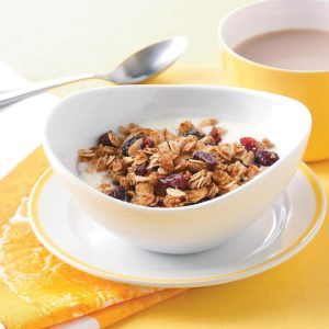 Good-Morning Granola
