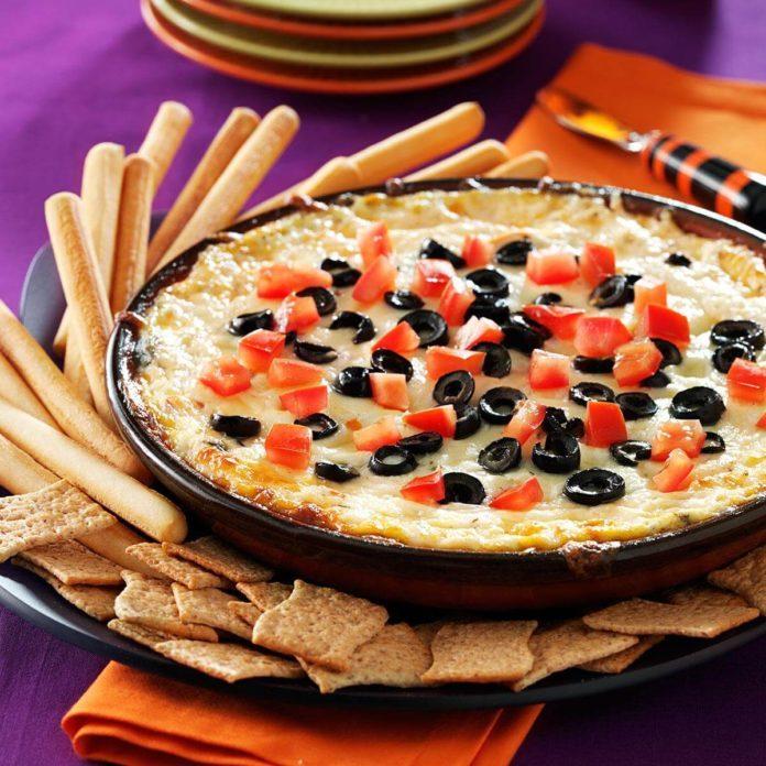 Virginia: Gooey Pizza Dip