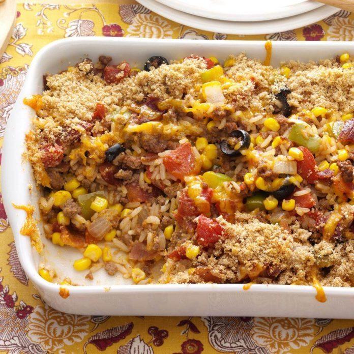 Grandma's Rice Dish