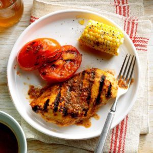 90 Diabetic-Friendly Recipes for the Grill