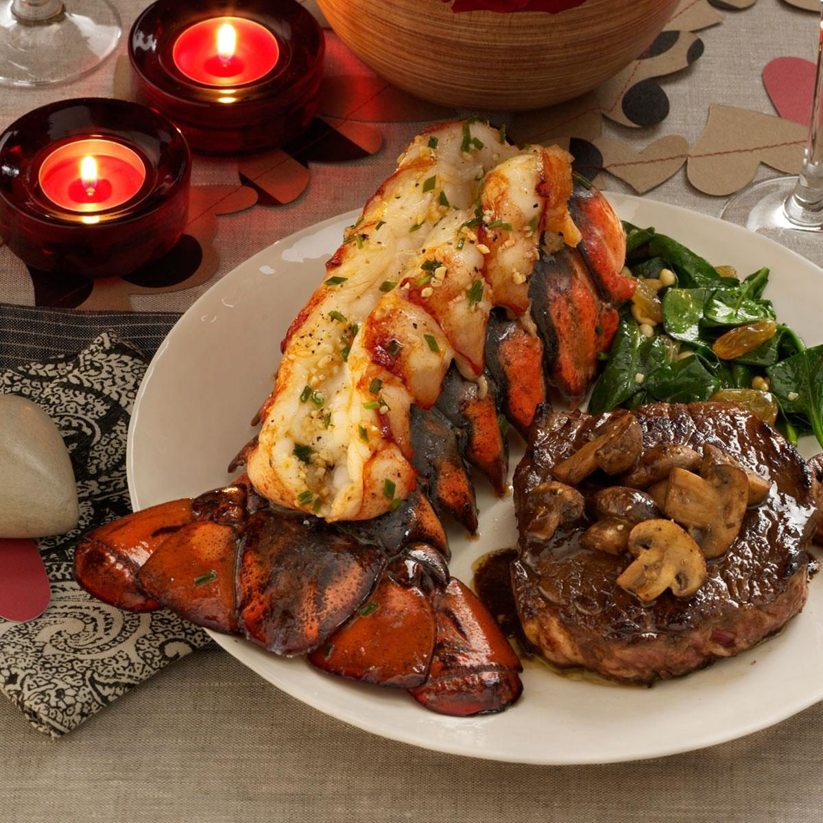 Grilled Lobster Tails Recipe   Taste of Home