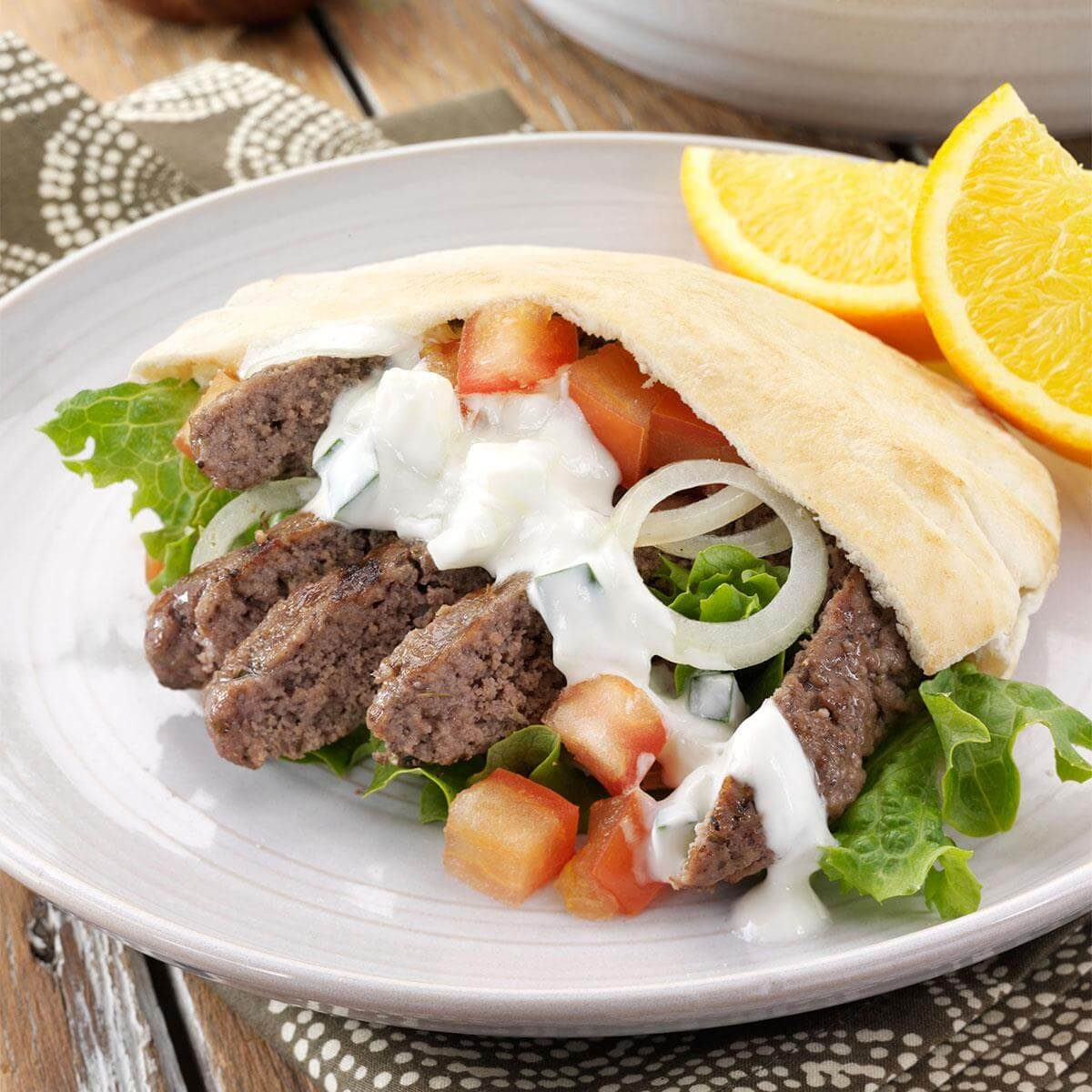 30 Lamb Recipes You Ll Love For Special Occasions And: Ground Beef Gyros Recipe