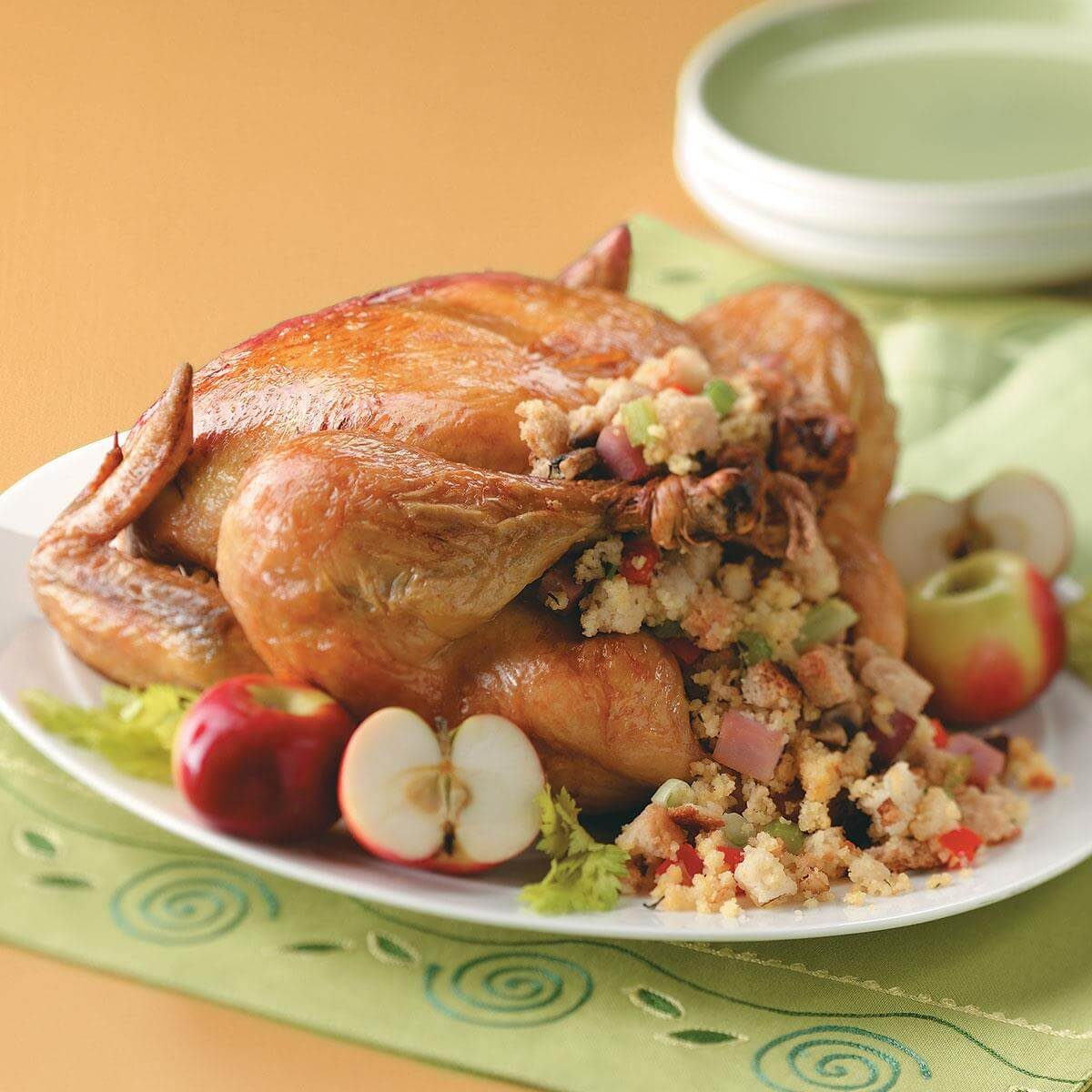 Harvest Stuffed Chicken Recipe
