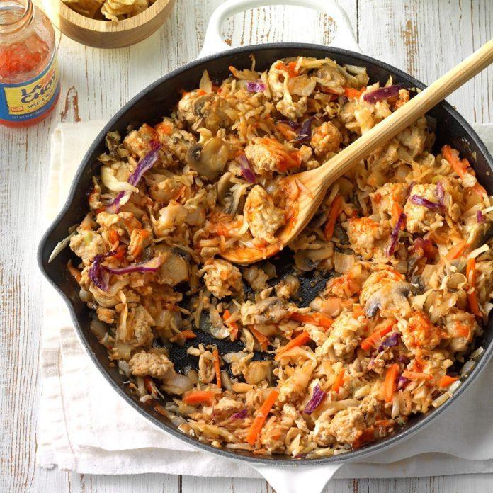 Healthier-than-Egg Rolls Recipe | Taste of Home