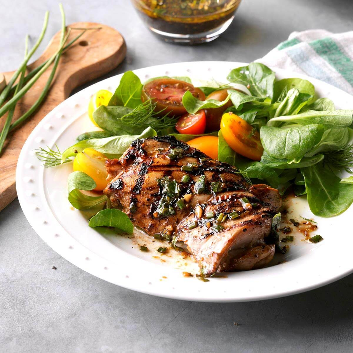 Herbed Balsamic Chicken Recipe