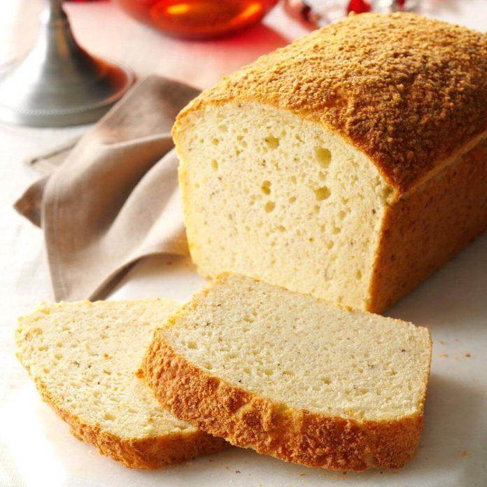Herbed Parmesan Bread