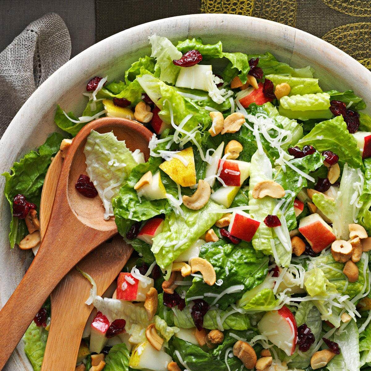 Holiday Lettuce Salad Recipe