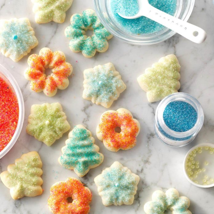 Our Favorite Spritz Cookie Recipes