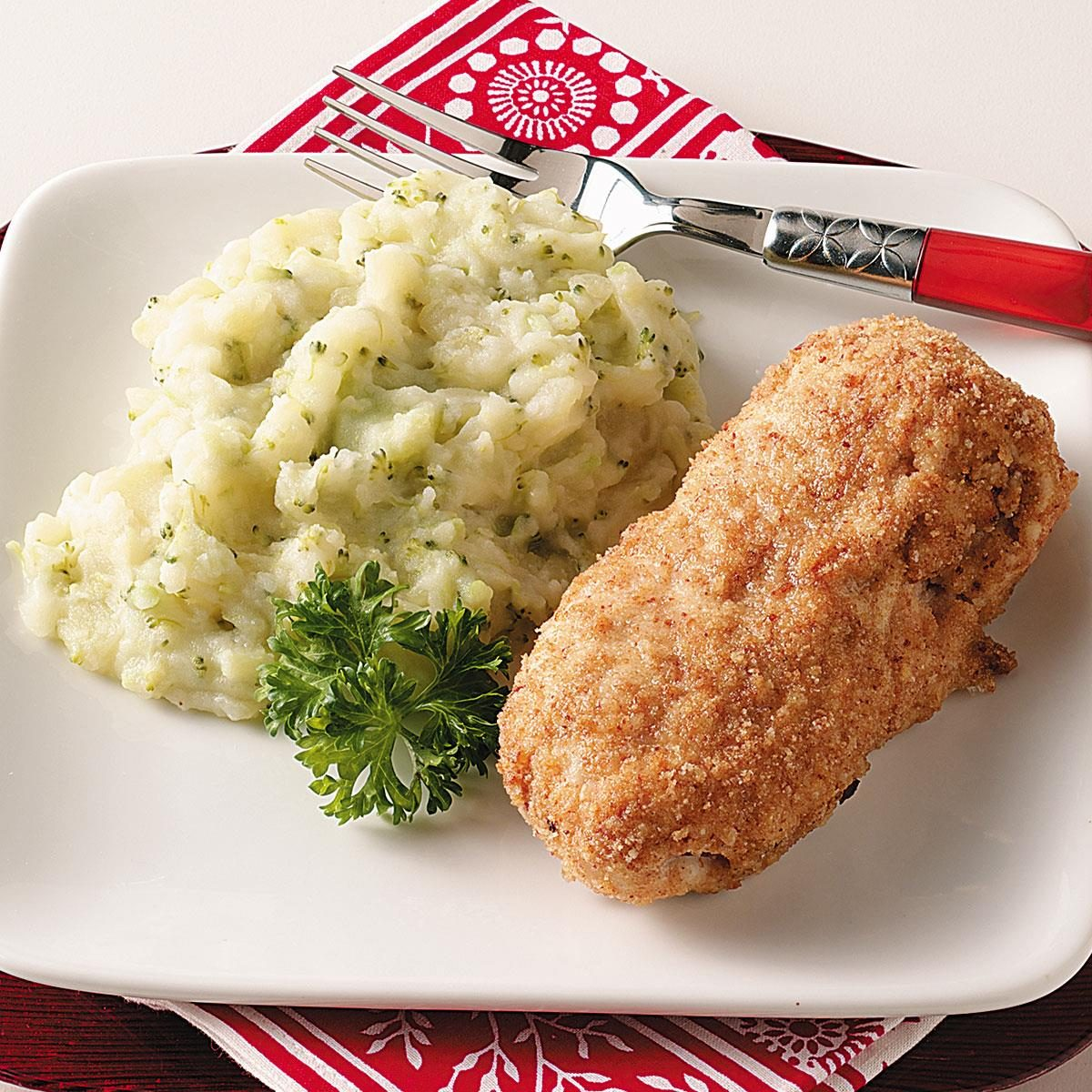 Homemade Chicken Cordon Bleu Recipe
