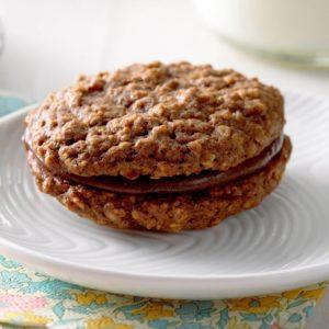 Homemade Chocolate Sandwich Cookies