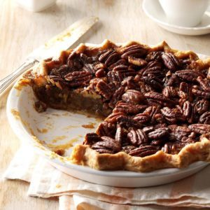 Honey Pecan Pie