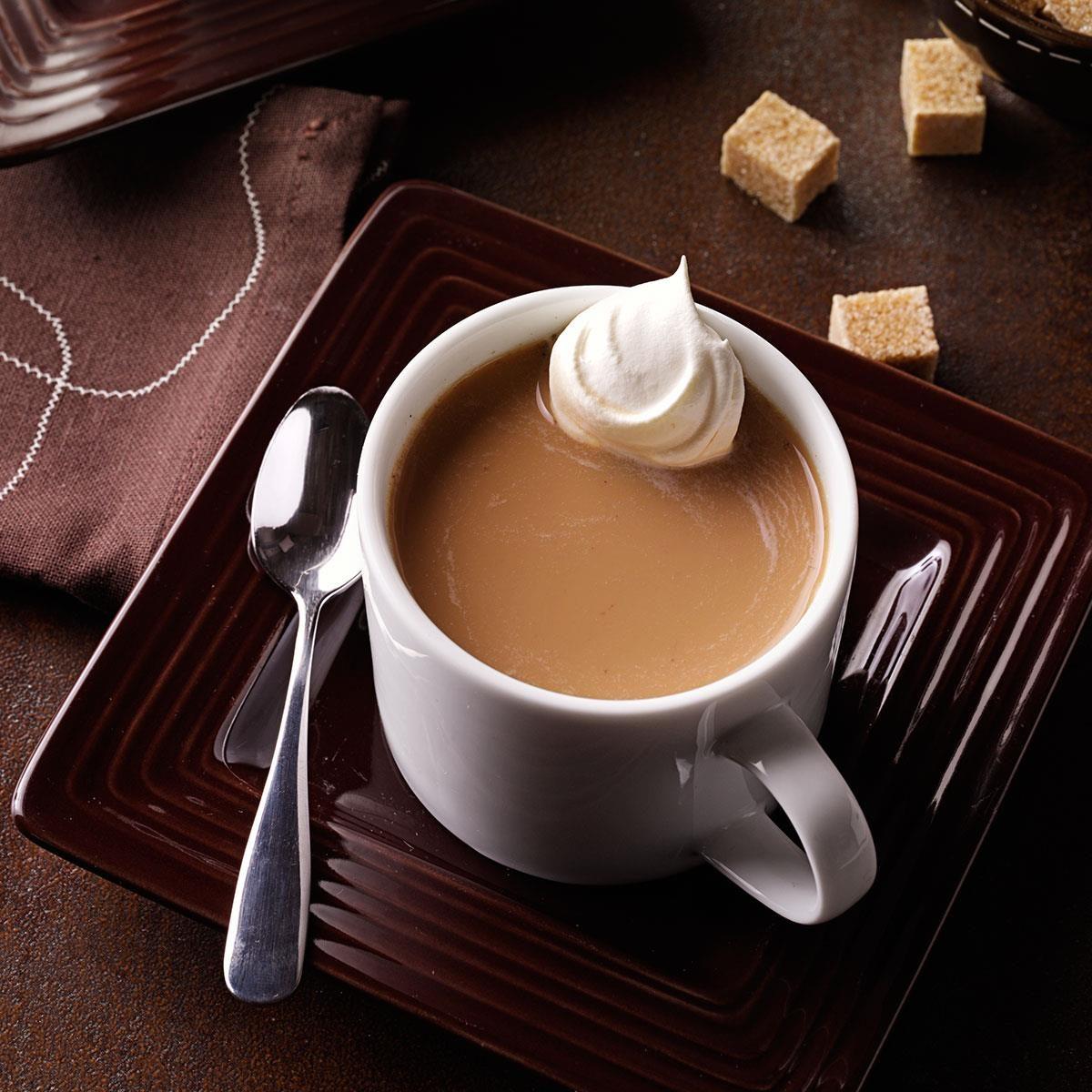 Honey Spiced Latte Recipe