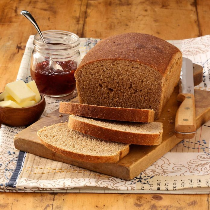 Honey Whole Wheat Loaves