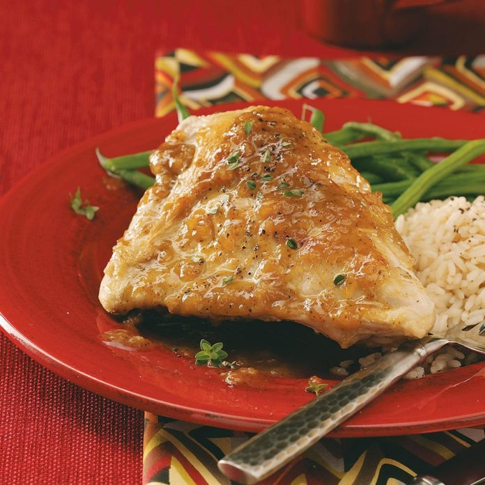 Honey-of-a-Meal Chicken